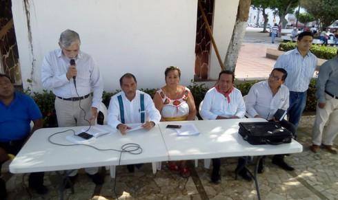 Se 'divorcian' pueblos indígenas de Chiapas y Veracruz por proyectos de AMLO