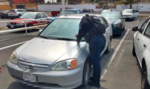 Implementa SSP inspección de vehículos para prevenir delitos