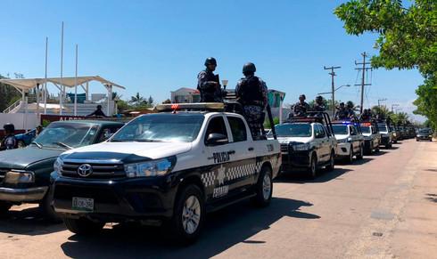Mesa Intersecretarial logra primeros resultados en seguridad