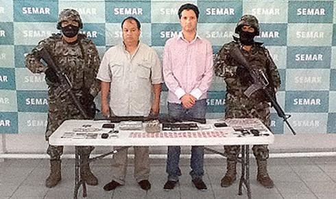 Empresario de Veracruz, en la lista de las cuentas vinculadas al huachicol