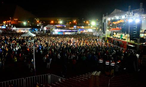 La próxima semana se dará a conocer la cartelera de la Expo Feria 2019