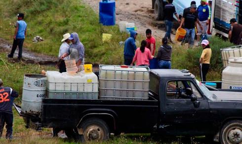 Al menos 10 zonas de huachicoleo en municipios del sur, sindicato petrolero inmiscuido