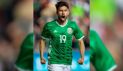 Oribe Peralta dejará la Selección Mexicana