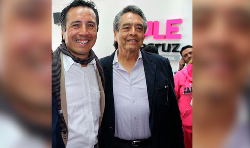 Falso que padre de Cuitláhuac intervenga en decisiones de gobierno