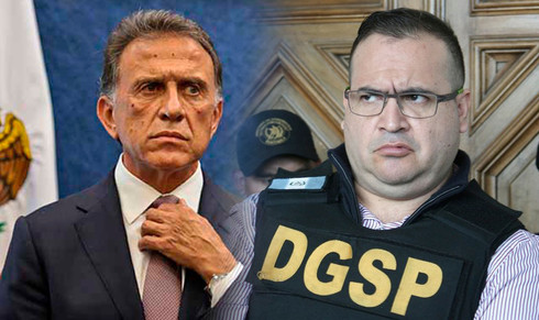 En gestión de Yunes no hubo denuncias contra Duarte, solo contra colaboradores