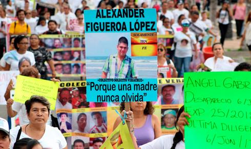 Diputados traicionaron a víctimas de desaparición: Colectivo Solecito