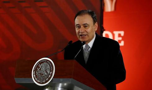 Bajo control la seguridad en Veracruz y Guanajuato: Alfonso Durazo