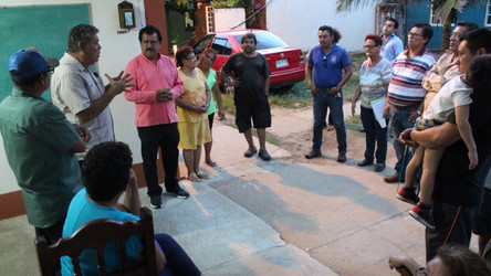 Atiende Dimude áreas deportivas de Coatzacoalcos
