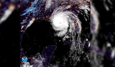 Huracán 'Michael' ya es categoría 4, se dirige a Florida y es 'potencialmente peligroso&