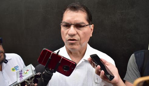 Seguimos trabajando para que Coatzacoalcos recobre la paz: Víctor Carranza