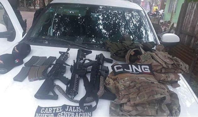CJNG el más 'golpeado' en guerra contra cárteles en Veracruz