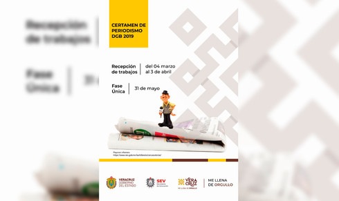 Convocan a Certamen Estatal de Periodismo Estudiantil Ético DGB 2019