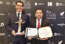 Recibe Alcalde Premios Nacionales por Innovación Gubernamental