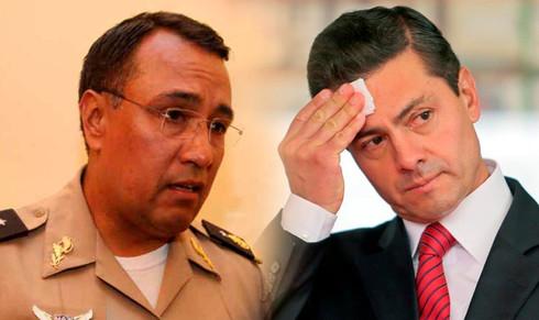 Congelan cuentas a ex jefe de escoltas de EPN, involucrado en robo de combustible