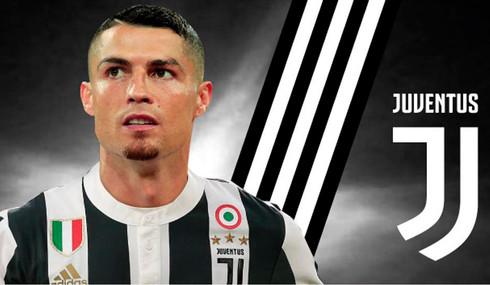 Cristiano Ronaldo deja el Real Madrid y llega a la Juventus