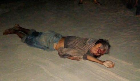 Muere atropellado hombre de la tercera edad en San Juan