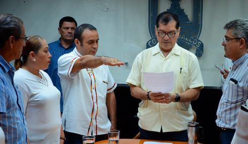 Le toman protesta a 'Bantelo' como agente municipal de Mundo Nuevo