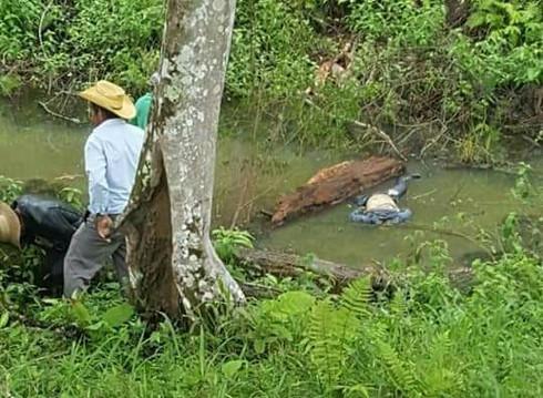 Aparece muerto ganadero secuestrado en Las Choapas