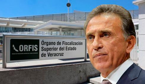 Abrió Orfis 136 investigaciones en cuenta 2017 del gobierno de Yunes
