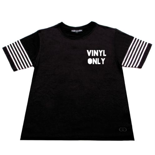 VINYL ONLY - DESIGNER T-SHIRT