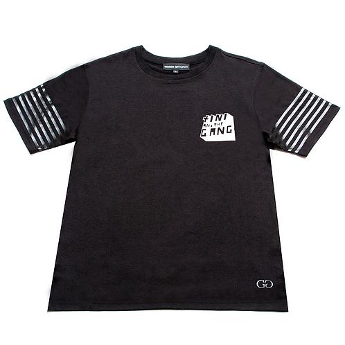 tINI & THE GANG - Logo T-Shirt Design