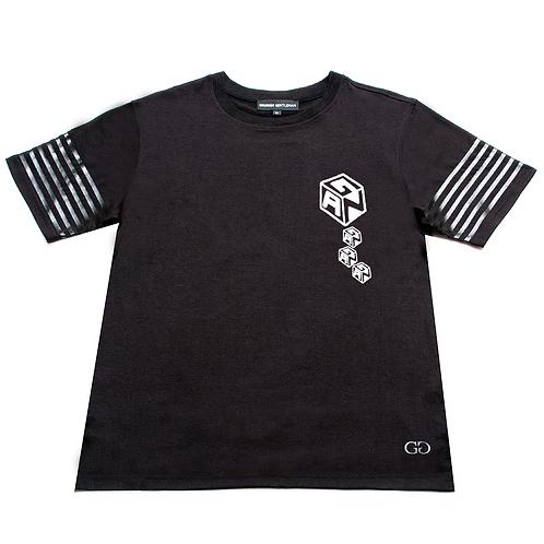tINI & THE GANG - Gang Cube T-Shirt Design