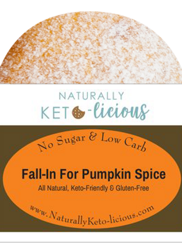 Fall-In For Pumpkin Spice