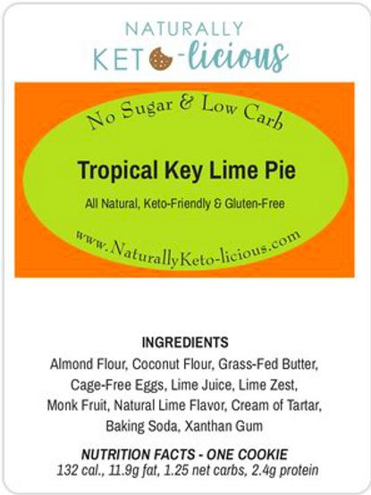 Tropical Key Lime Pie