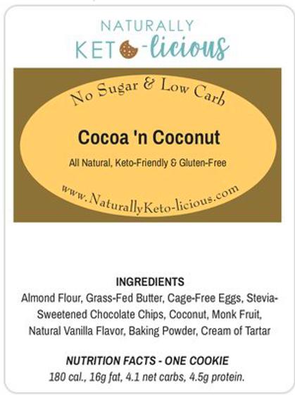 Cocoa 'n Coconut