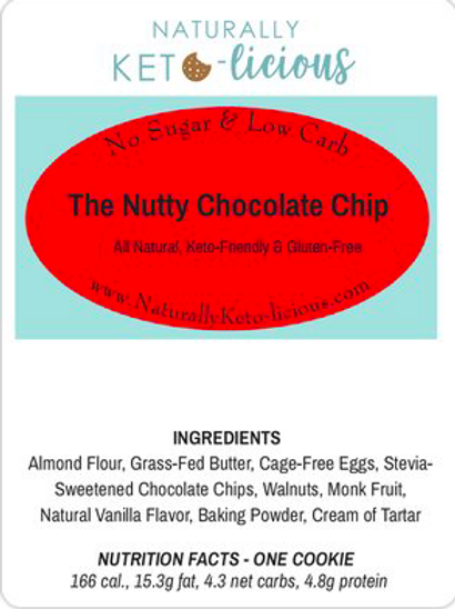 The Nutty Chocolate Chip