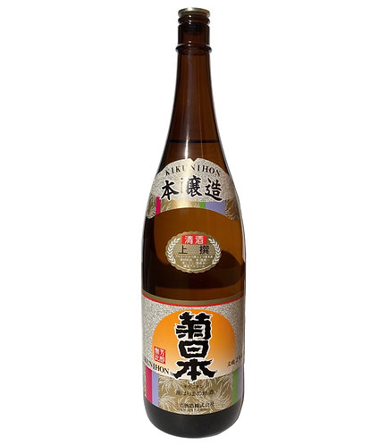 上撰 菊日本 1.8L