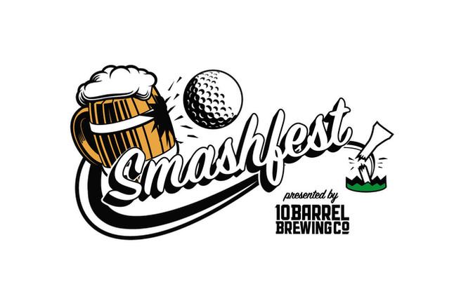 Smashfest - Logo Design