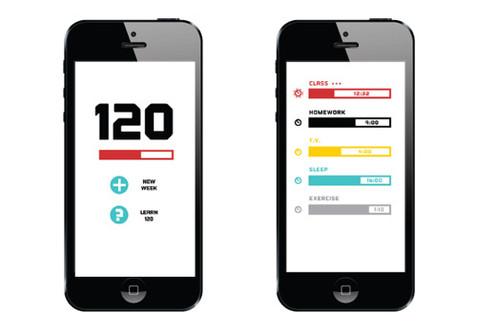 120 App Design