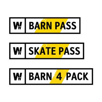 Woodward Copper Barn Pass Logo Set