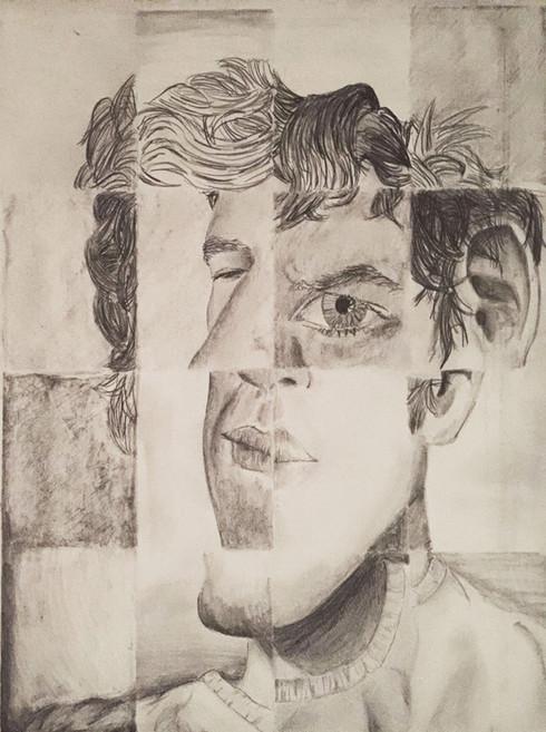 Cubism Self Portrait