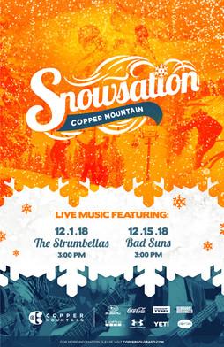 Snowsation - Event Branding