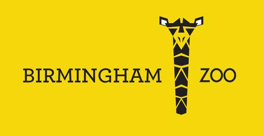 Birmingham Zoo - Rebrand