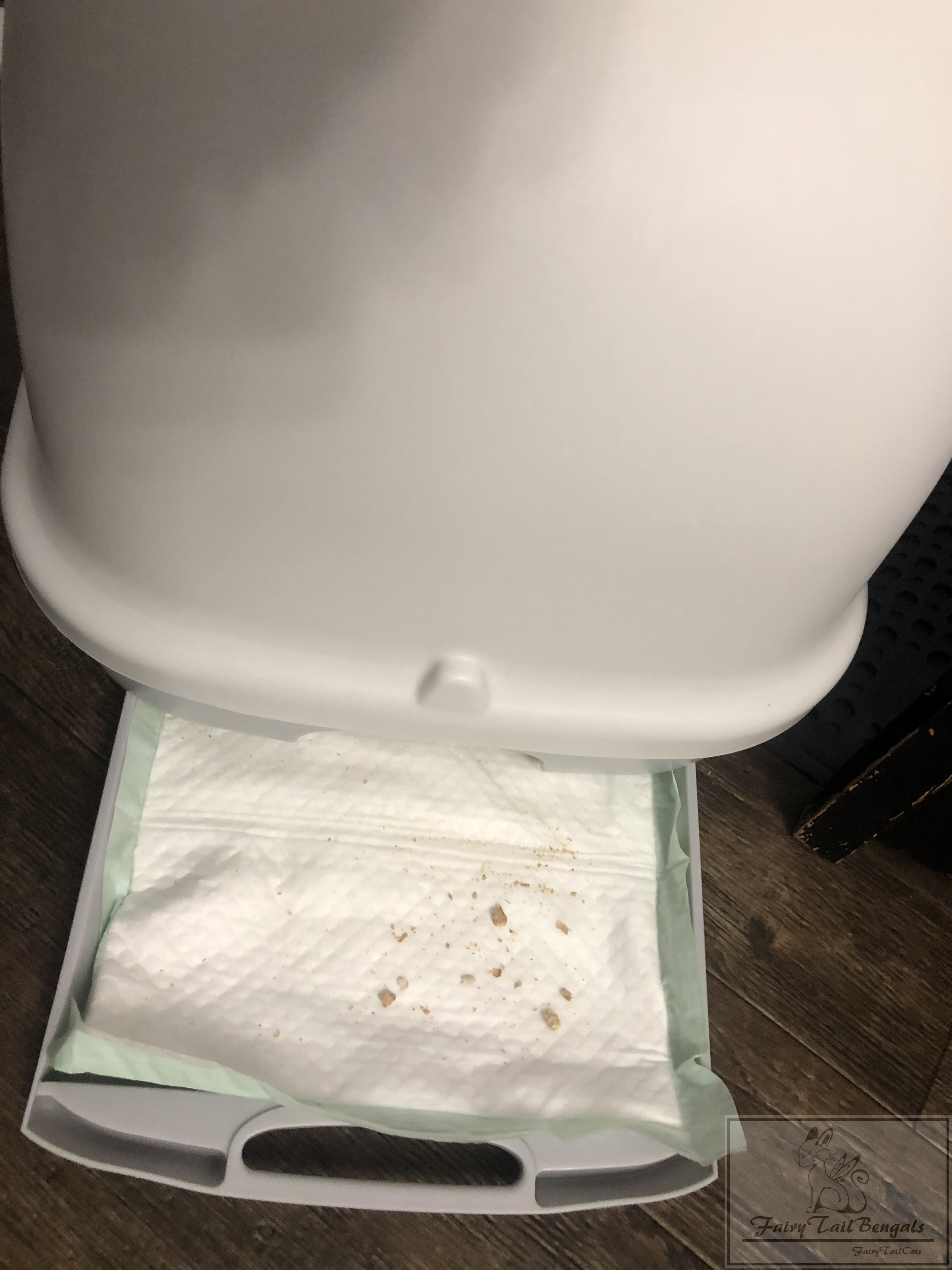 Pelt Litter System