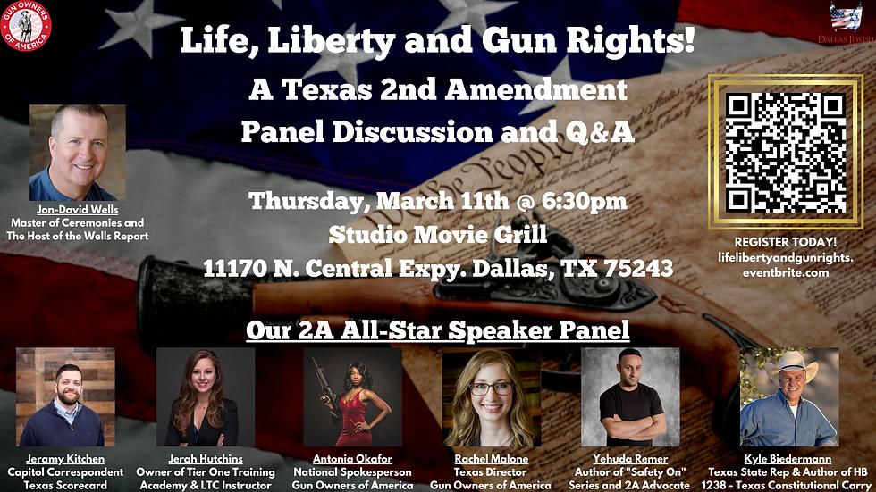 Copy of Life, Liberty & Gun Rights! Addi