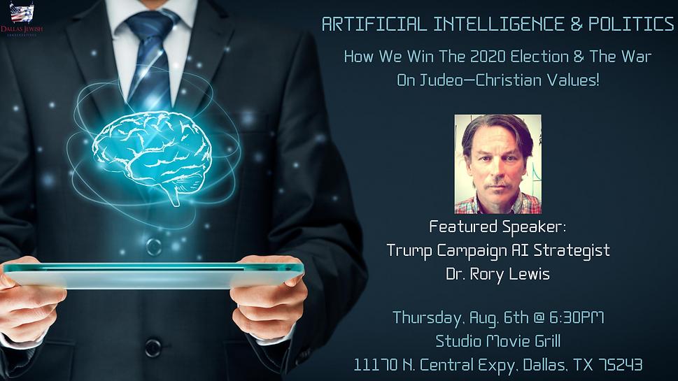 Artificial Intelligence & Politics_ How