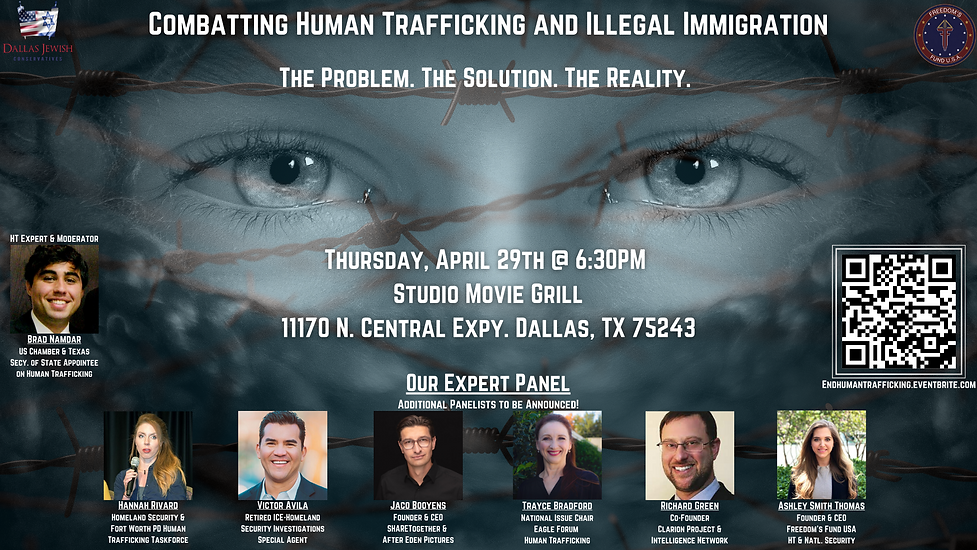 Combatting Human Trafficking and Illegal