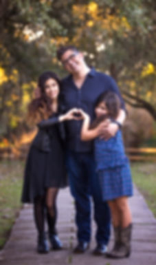 Brian Samlon & Family, President and Ownr of BabyVision Ultrasound in San Antonio, TX