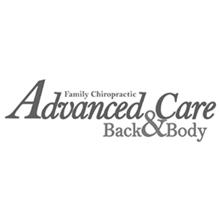 Advanced Care Back & Body