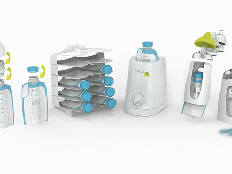 Kiinde Twist Breastmilk Collection, Storage, and Feeding System Review