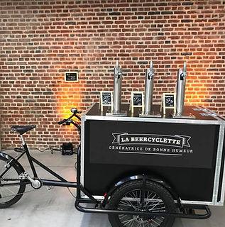 La beercyclette au look vintage