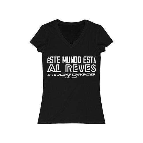 Femenina Cuello V - Al Reves