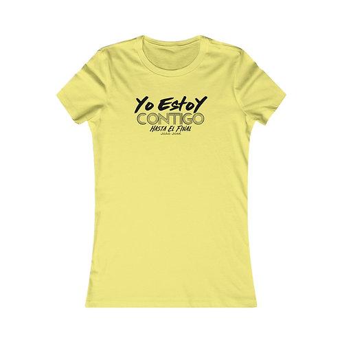 Camiseta Femenina - Hasta El Final