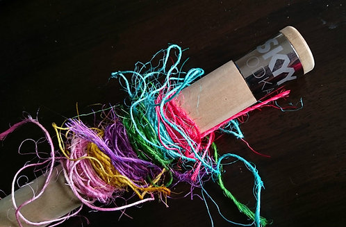 Multicolour Sisal String