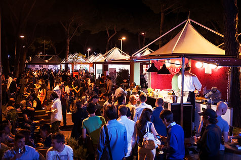 Food Truck Fest all'Ex Dogana