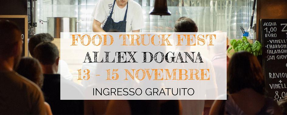 Food Truck Fest Ex Dogana